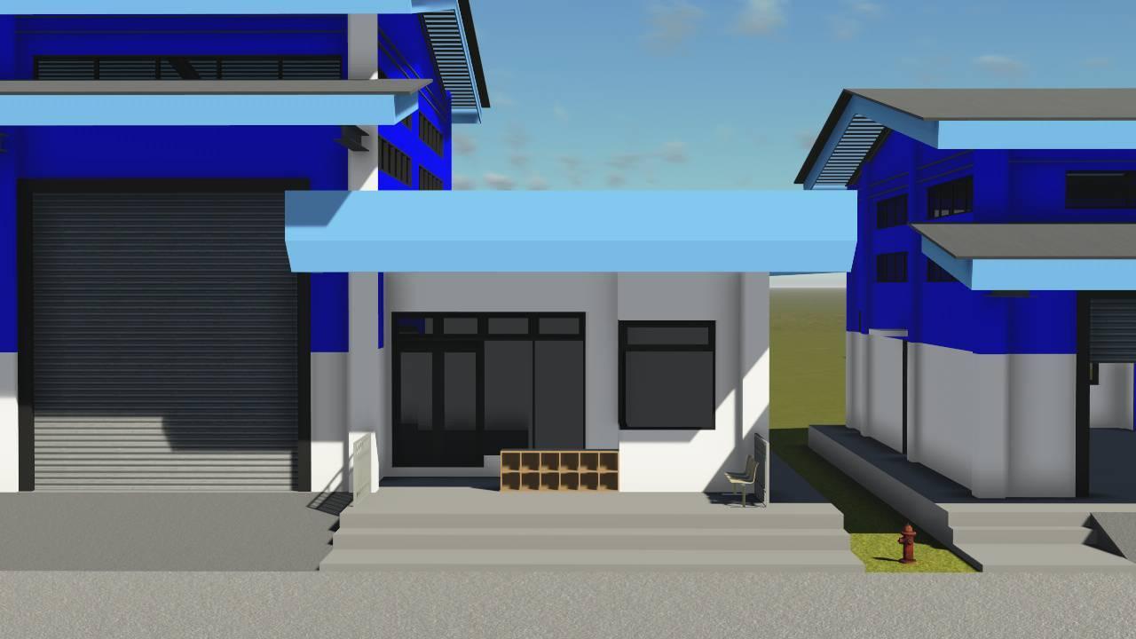 Perencanaan Design Teknis Fasilitas Pelabuhan Nilau