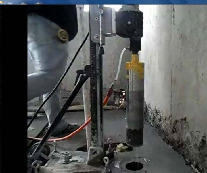 Uji Kuat Tekan Beton Di Laboratorium