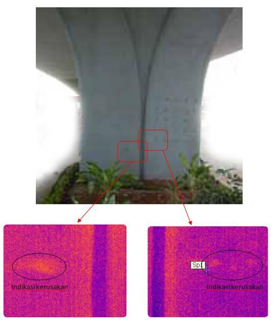Infrared Thermography Untuk Pemeriksaan Struktur Beton