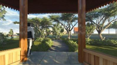 Perencanaan Desain Hutan Kota Witanaharja 3