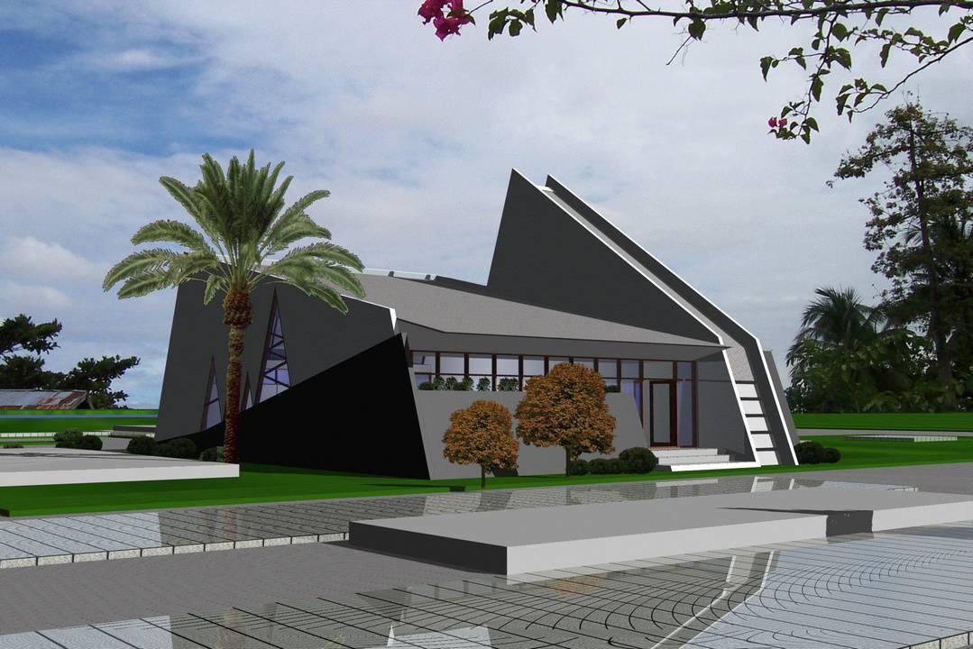 Perencanaan Design Teknis Fasilitas Pelabuhan Nilau Tanjung Jabung Barat