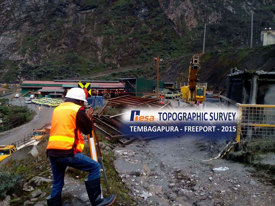 Topographic Survey Freeport 2015