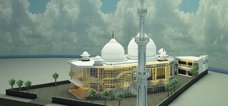 masjid pelindo