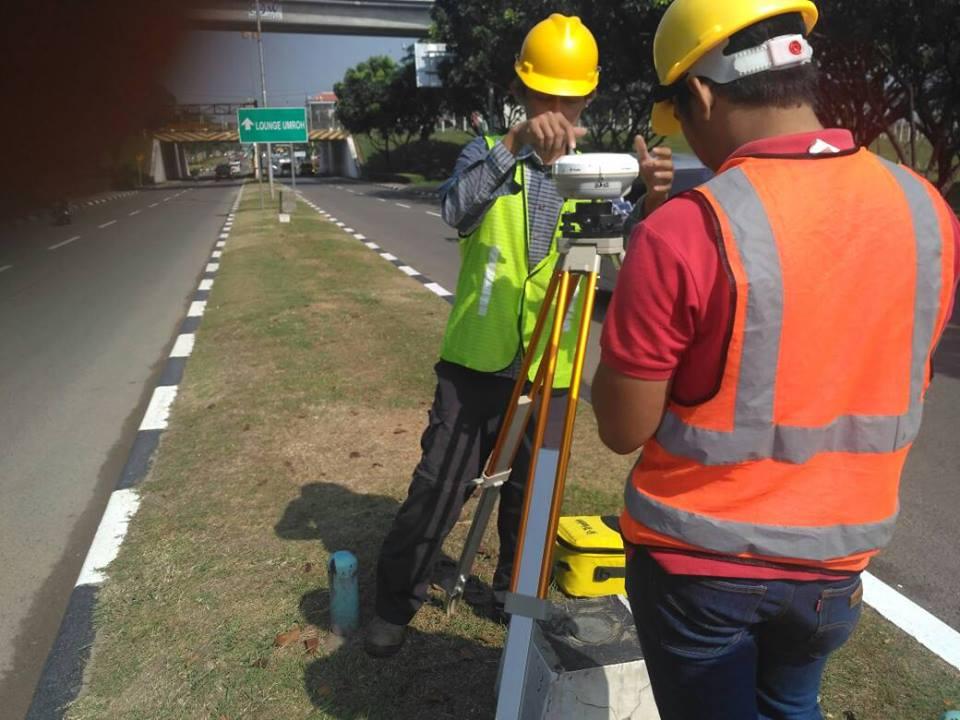 Survey GPS Geodetic