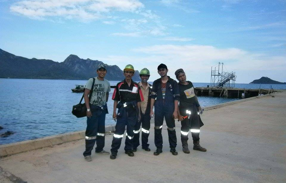 Selat Lampa Jetty Investigation and Strengthening Design
