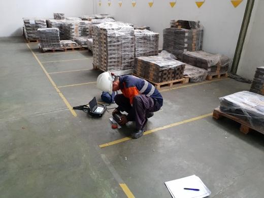 Audit Bangunan Pabrik di Cikarang