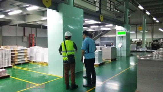 Audit Struktur Warehouse PT Cahaya Prima Sentosa