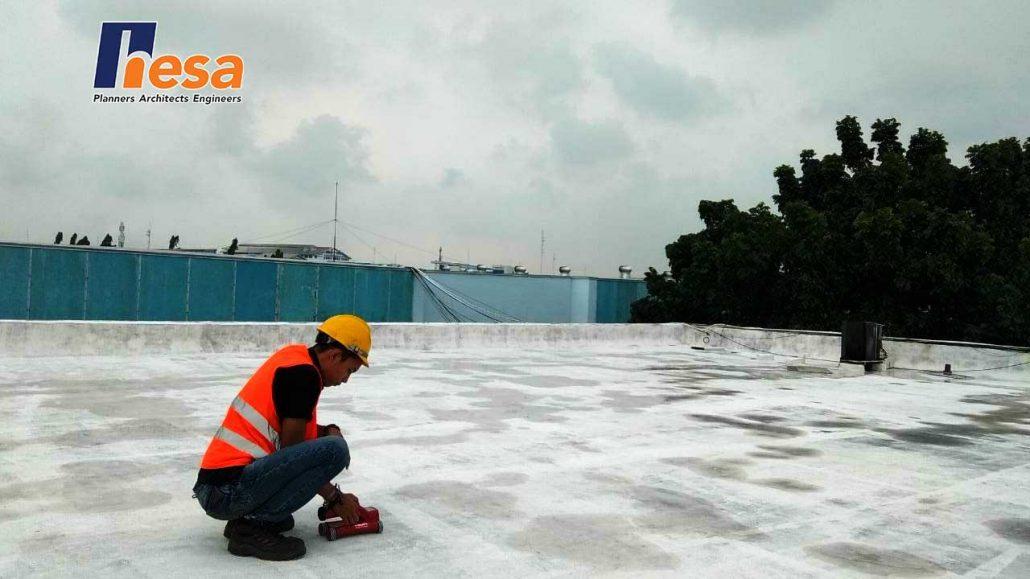 UPVT Gedung PT. Kimia Farma Plant Jakarta