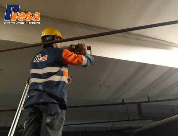 Covermeter Test di Mall PGC Cililitan Jakarta
