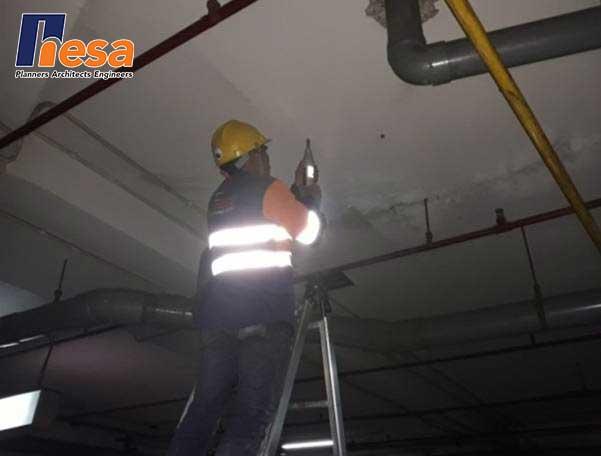 Hammer Test Pengujian-Struktur-Bangunan-Mall-PGC-Cililitan4 (3)