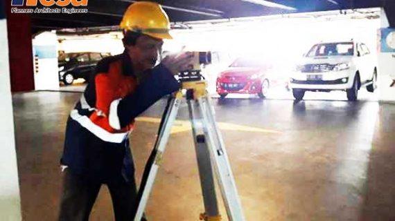 Pengujian Struktur Mall Pusat Grosir Cililitan