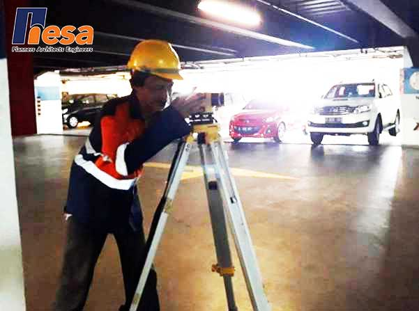 Levelling Pengujian-Struktur-Bangunan-Mall-PGC-Cililitan66 (1)