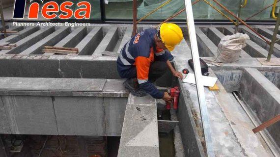 Pengujian Rebar Scan Di Citraland Surabaya