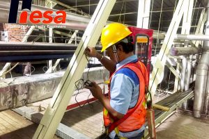 Ultrasonic Thickness Gauge Unilever Indonesia
