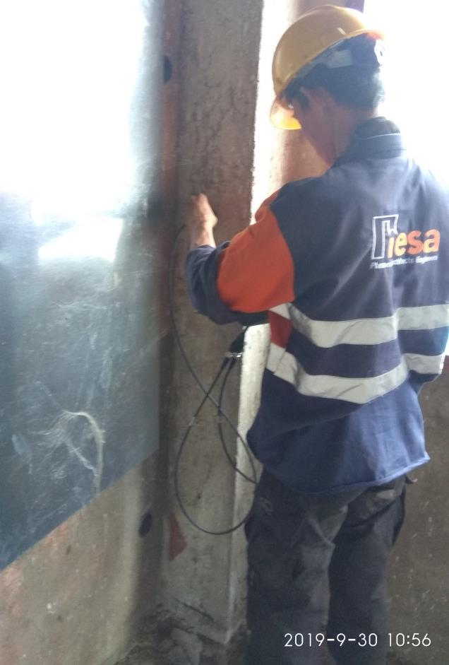 Assessment Struktur Gedung Pasca Gempa Ambon
