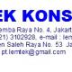 Logo PT Lemtek Konsultan Indonesia LKI