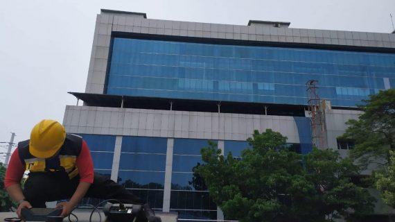 Pemeriksaan Beton Gedung Rumah Sakit Persahabatan Jakarta