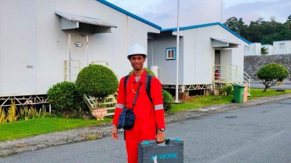 Pengujian UPVT Jetty Pelabuhan Luwuk