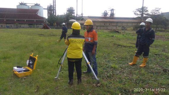 Penyelidikan Tanah dan Survey Topografi di Cilegon